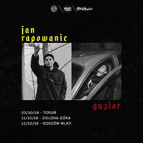 Jan-rapowanie x Guzior
