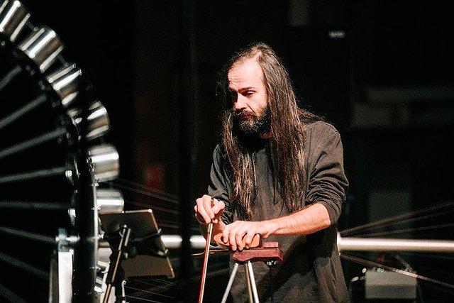 Paweł Romańczuk, fot. Grzegorz Mart