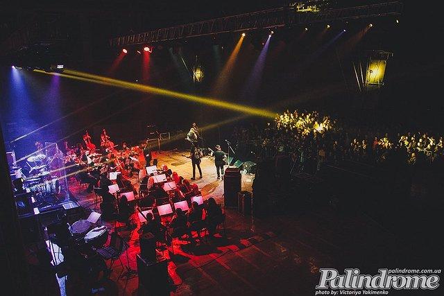 METTALICA w klubie CHACHArnia! SCREAM INC. (UKR)