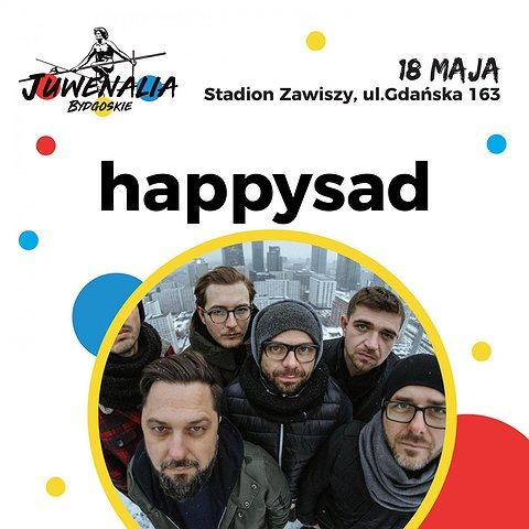 Happysad - Juwenalia Bydgoskie