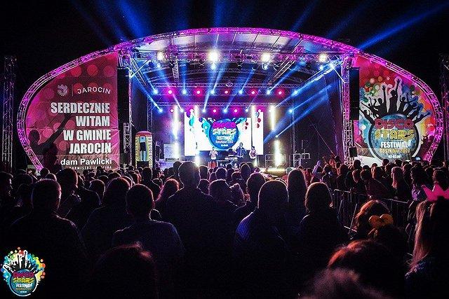 Disco Stars Festiwal Roszków 2017