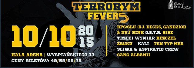 TERRORYM FEVER 5