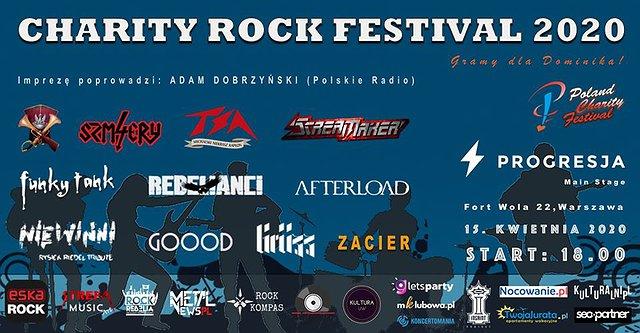 Charity Rock Festival 2020