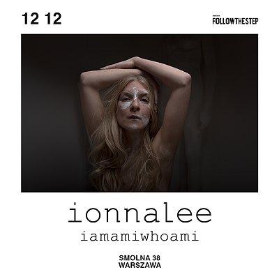Ionnalee | iamamiwhoami