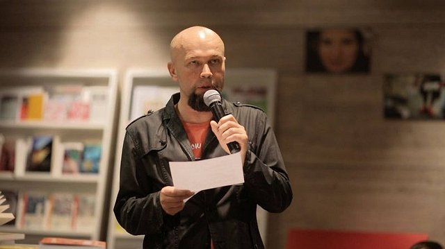 Dariusz Suska, fot. Republica Poetica