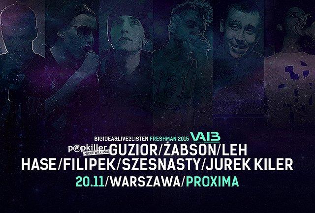 VAIB Freshman 2015 Warszawa