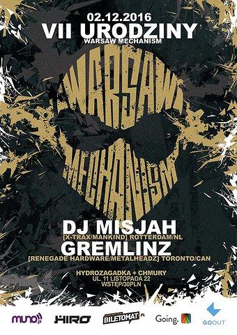 7. Urodziny Warsaw Mechanism