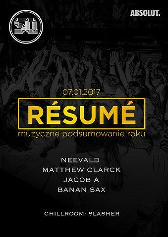Resume! – muzyczne podsumowanie 2016 w SQ!