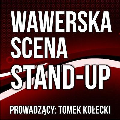 Wawerska scena stand-up: Mieszko Minkiewicz & Piotr Popek