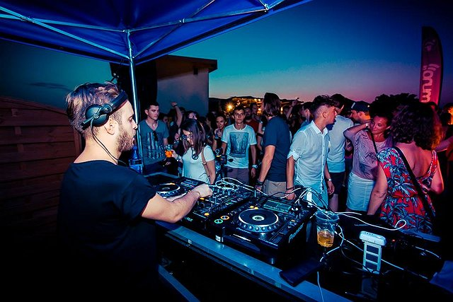 Roof Party - 12. Urodziny Muno.pl