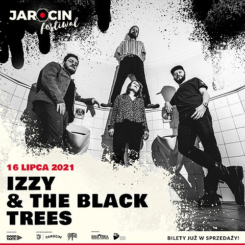 Izzy and The Black Trees