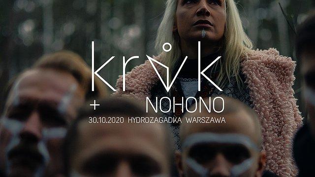 Krůk - premiera płyty