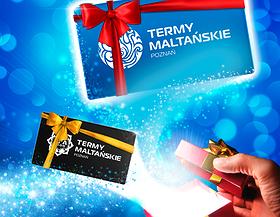 Termy Maltańskie - Karty Podarunkowe