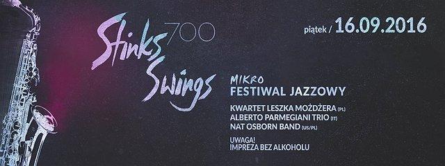Sfinks Swings - mikro festiwal JAZZowy