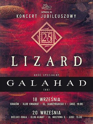 Lizard + Galahad