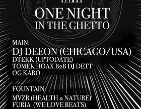DJ Deeon: One Night In The Ghetto