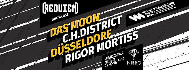 Requiem Showcase - Warsaw Music Week 2016