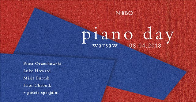 Piano Day Warsaw