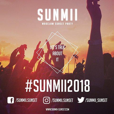 SUNMII Wrocław Sunset Party