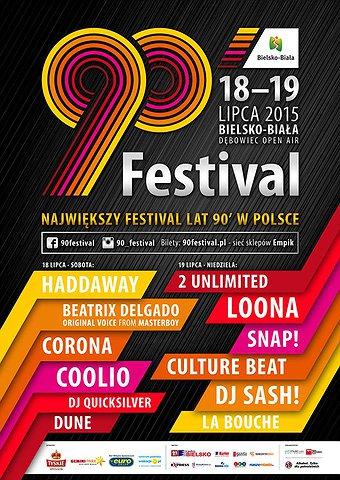 90's Festival 2015