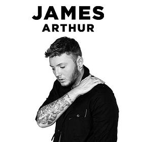 Koncerty: James Arthur