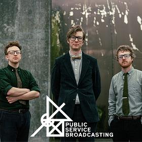 Koncerty: Public Service Broadcasting