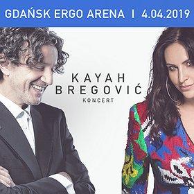 Koncerty: Kayah i Bregović - Gdańsk