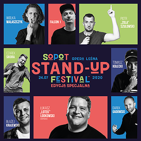 Stand-up: Sopot Stand-up Festival 2020 / Opera Leśna
