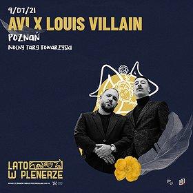 Hip Hop / Reggae: Lato w Plenerze | Avi x Louis Villain | Poznań