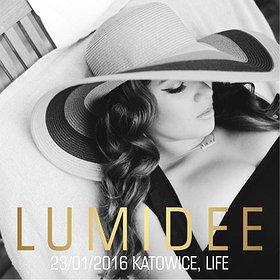 Hip Hop / Reggae: LUMIDEE W KATOWICACH