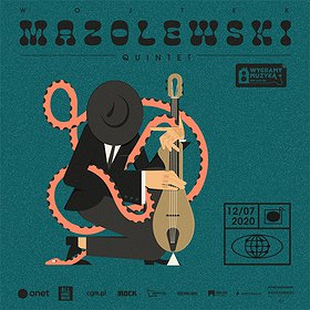 Koncerty: Wojtek Mazolewski Quintet - Wygramy Muzyką