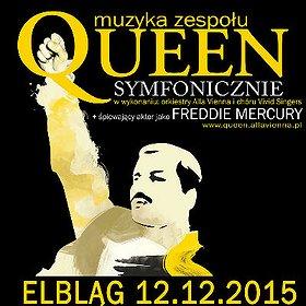 Koncerty: Queen Symfonicznie w Elblągu