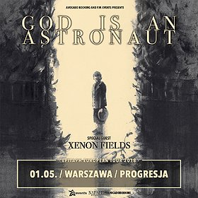 Concerts: God Is An Astronaut - Epitaph European Tour 2018