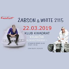 Hip Hop / Reggae: Żabson & WHITE 2115