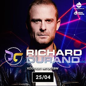 Clubbing: Richard Durand // X-Demon Wrocław