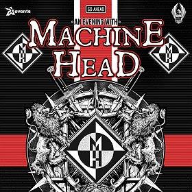 Koncerty: Machine Head - KONCERT WYPRZEDANY!