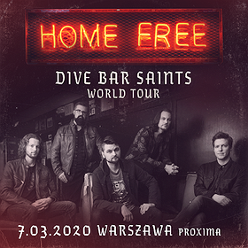 Koncerty: Home Free