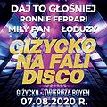 Disco: GIŻYCKO NA FALI DISCO 2020, Giżycko