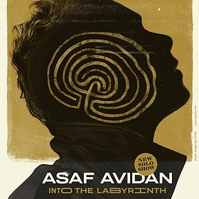 Koncerty: Asaf Avidan