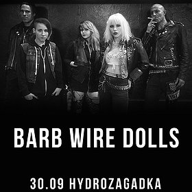 Koncerty: Barb Wire Dolls