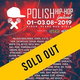 Festivals: POLISH HIP-HOP FESTIVAL PŁOCK 2019
