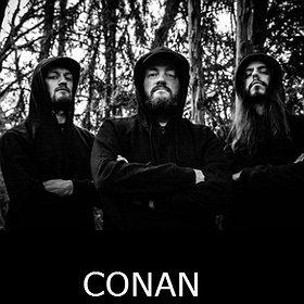 Koncerty: Conan