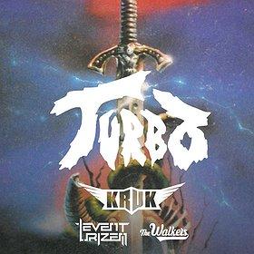 Koncerty: TURBO, Kruk, Event Urizen, the Walkers