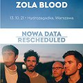 Pop / Rock: Zola Blood, Warszawa
