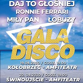 Disco : GALA DISCO ŚWINOUJŚCIE  2020