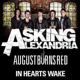 Koncerty: Asking Alexandria