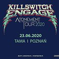 Hard Rock / Metal: Killswitch Engage | Atonement Tour 2020, Poznań