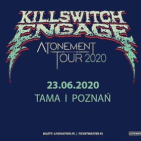 Hard Rock / Metal: Killswitch Engage | Atonement Tour 2020