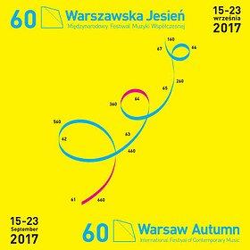 Koncerty: 60. Międzynarodowy Festiwal Muzyki Współczesnej Warszawska Jesień - KARNET