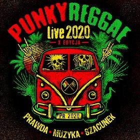 PUNKY REGGAE live 2020 - Zabrze